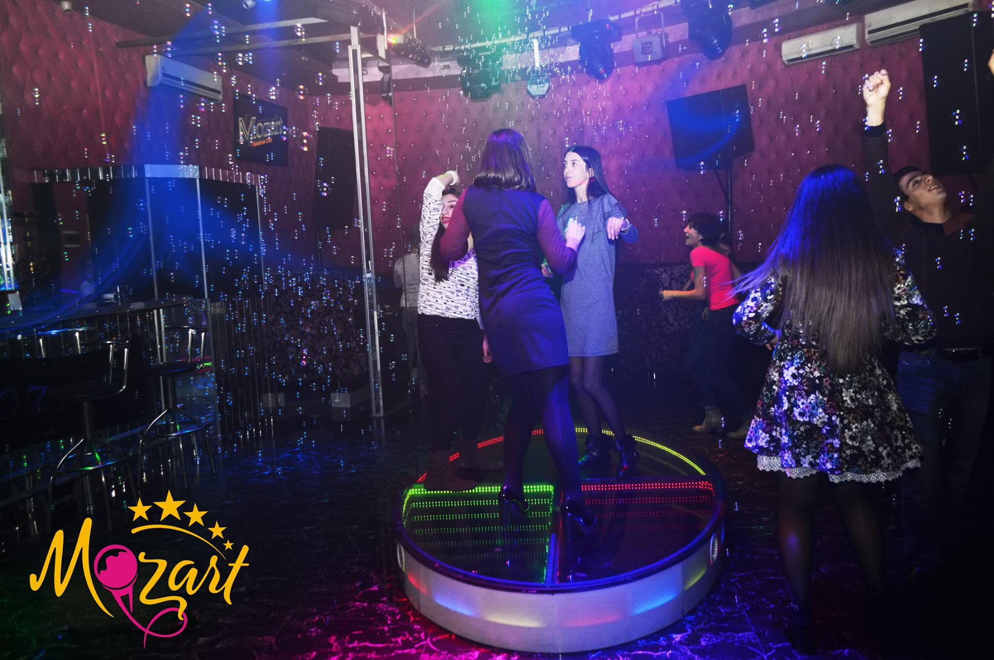 MOZART karaoke club – Best karaoke club in Armenia